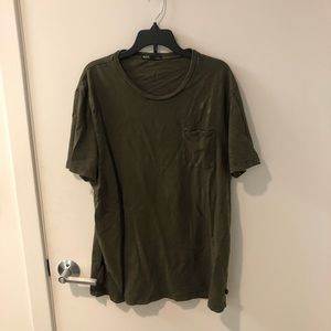 Men's designer tee shirt